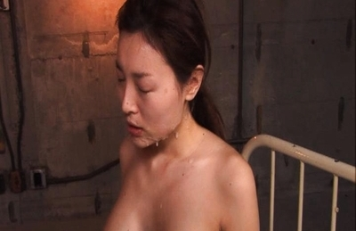 Hot Cum Facial for Mai Uzuki