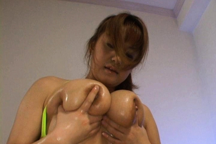 Chichi Asada Asian beauty is a busty gal