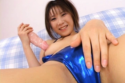 Momo Aizawa Asian babe has big tits