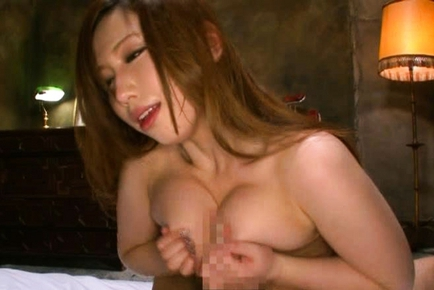 Ai Sayama Sweet Asian chick has big tits