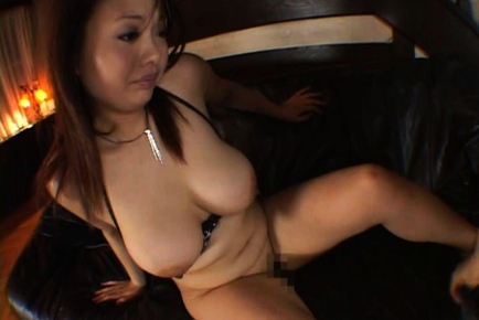 Japanese doll is a busty sexy chick
