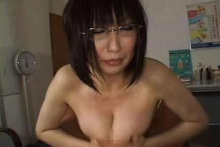 Himano Sakaki Busty Asian female teacher