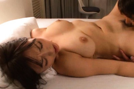 Mimk Busty japanese girl enjoys sex