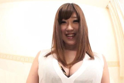 Precious hot Rin Yunoki Japanese busty girl fucking action