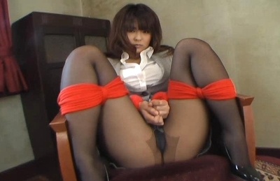 Airi Pretty Asian model with big tits gets a fucking