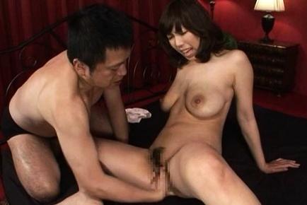 Minako Kahara gets ravished in full hardcore