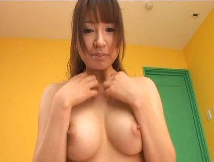 Buruma Aoi Hot Asian doll is amazing when she gives titty fucks