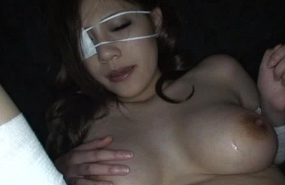 Ryoko Rinne Asian doll has lovely tits she shows off in the car